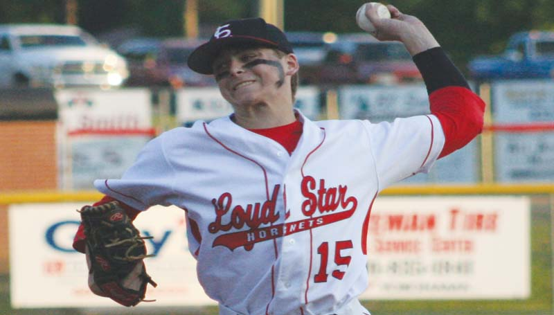 DAILY LEADER / MARTY ALBRIGHT / Caleb Yarborough will represent Loyd Star in the 42nd annual D.M. Howie High School All-Star Baseball Classic. The games will be played Saturday at Trustmark Park in Pearl.