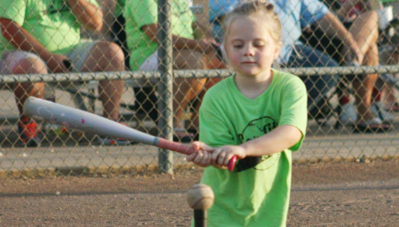 DAILY LEADER / Avery Tanksley playing for Car City