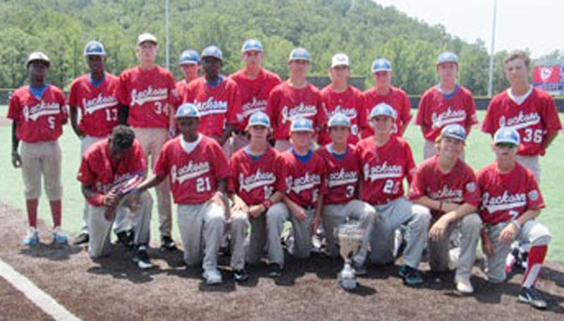 DAILY LEADER / Photo Submitted / The Jackson 96ers traveled to Georgia recently to compete in the EvoShield Classic.