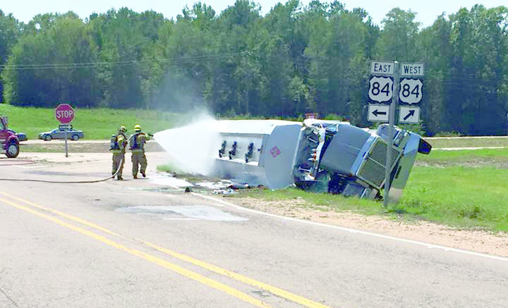 Photo courtesy of the Mississippi Highway Patrol