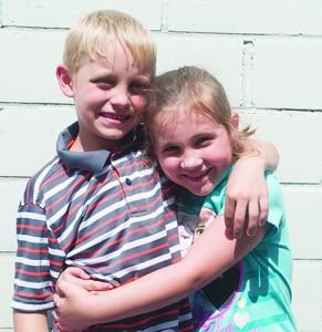 Matthew and Cassie Bonson