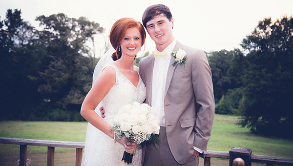 Mr. and Mrs. Grant Brister