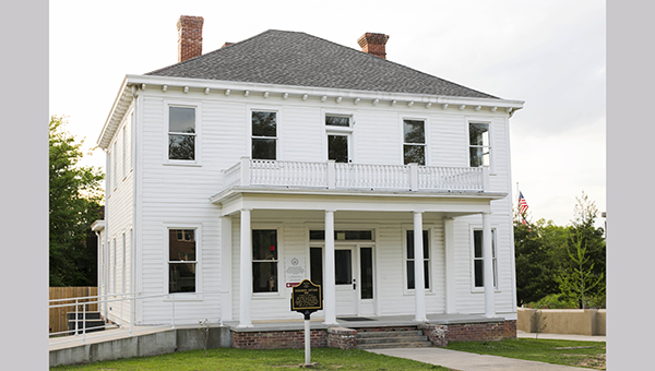 Photo by Kaitlin Mullins / A $77,000 grant from the Mississippi Department of Archives and History means Mississippi School of the Arts will soon begin the final phase of construction on Elizabeth Cottage.