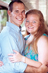 Heather Ford and Jedd Moak