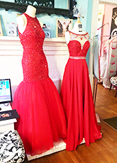 Photo submitted / One lucky young lady will receive a free prom package featuring a dress, shoes and earrings from Susan's Shoppe, which coordinated the giveaway with other local businesses. Guidance counselors from Lincoln and surrounding counties are asked to nominate at least one high school girl to receive the ultimate prom experience.