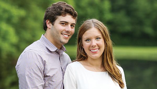 Jillian Sicks and Nicolas Ricceri
