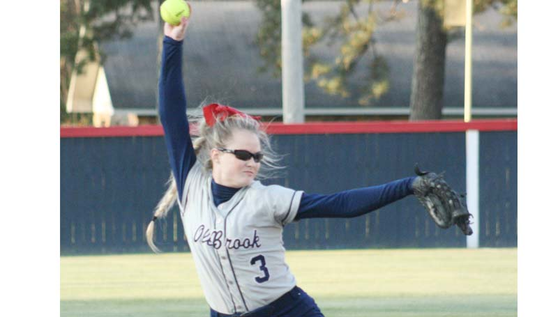 Daily Leader / Marty Albright / Brookhaven's Katherine Shell and the rest of the Lady Panthers will be in action Saturday as they host their annual Ole Brook softball tournament.