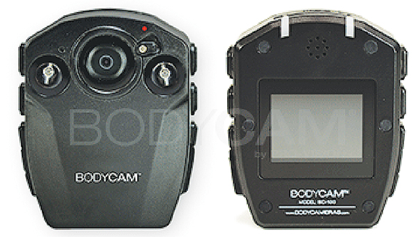 Photo submitted / To protect both officers and the community, BPD will be introducing body cameras over the next month.