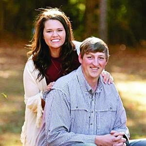 Sarah Burke and Blake Rhodus