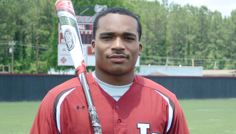 Daily Leader / File photo / Lawrence County's T-Tez Cole will compete in the 43rd annual D.M. Howie High School All-Star Baseball Game Saturday.