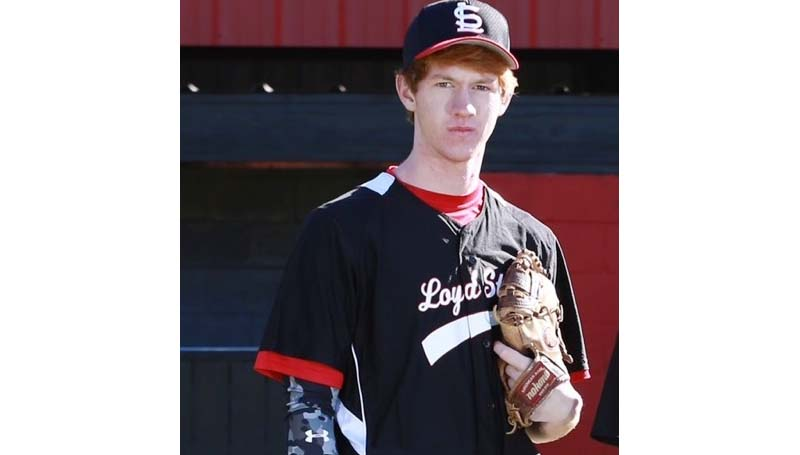 Daily Leader / File photo / Loyd Star's Levi Redd will compete in the 43rd annual D.M. Howie High School All-Star Baseball Game Saturday.