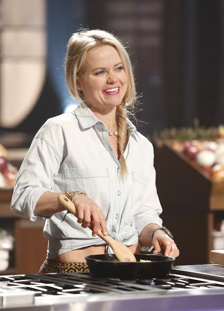Photo courtesy of FOX/Lincoln County native Katie Dixon scored a white apron with her jambalaya on Wednesday's episode of Fox's MasterChef, earning herself one of 20 spots in the culinary reality series. Her next appearance will be Wednesday when she'll cook for guest judge Wolfgang Puck.