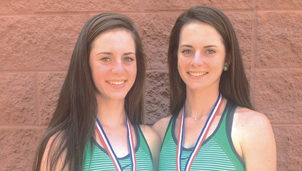 West Lincoln's  three-time doubles champions, Katy and Kara Clark were named to the  MAC All-State Tennis team.