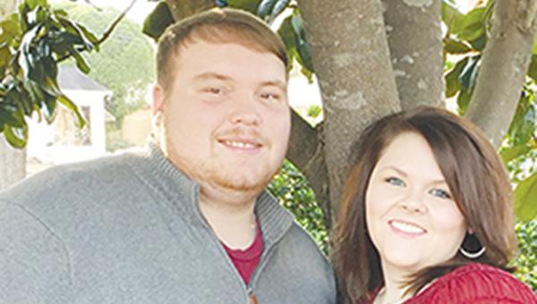 Courtney Welch and Jarred Bennett