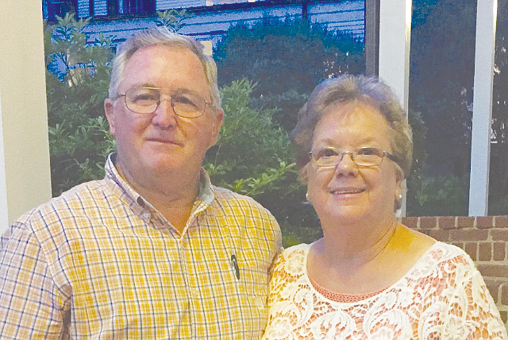 Eugene and Sue Moak