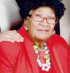 Annie Lois Adams Hathorn Byrd