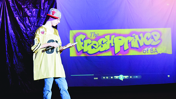 "Photos by Julia Miller Members of Brookhaven Academy's Class of 2018 kicked off homecoming celebrations with the junior production, which featured numbers such as original ""The Fresh Prince of BA."" The event is used as a fundraiser for the junior-senior prom."