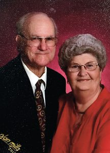 Mr. and Mrs. Estes Carwyle