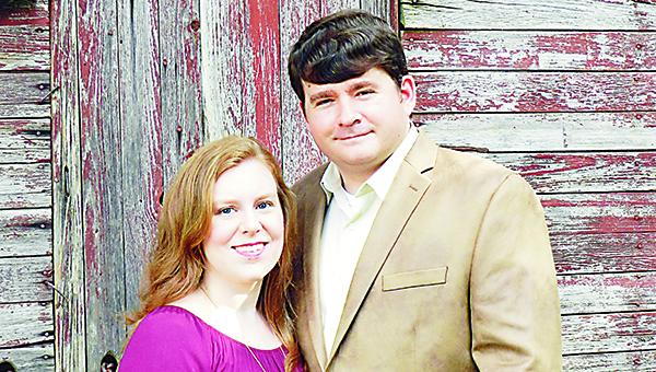 Kelsey Wells and Matthew Lambert