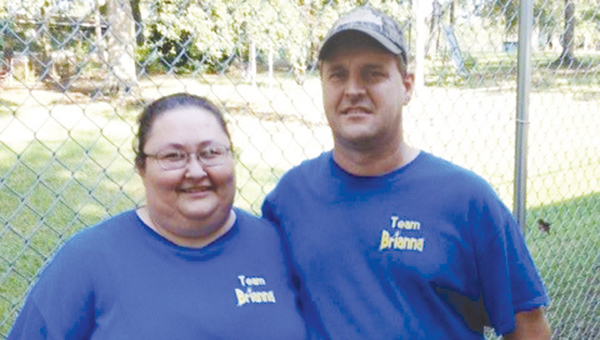 Photo submitted / After their 11-year-old daughter, Brianna, died before she could get a new heart, Kim and Byron Givens, of Monticello, started raising money for Make-A-Wish Mississippi so young children like Brianna could have their wishes granted by the organization.
