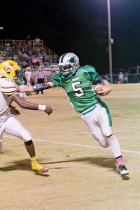 File photo/West Lincoln's Chase Owen will square off against Loyd Star Friday with the playoffs on the line.