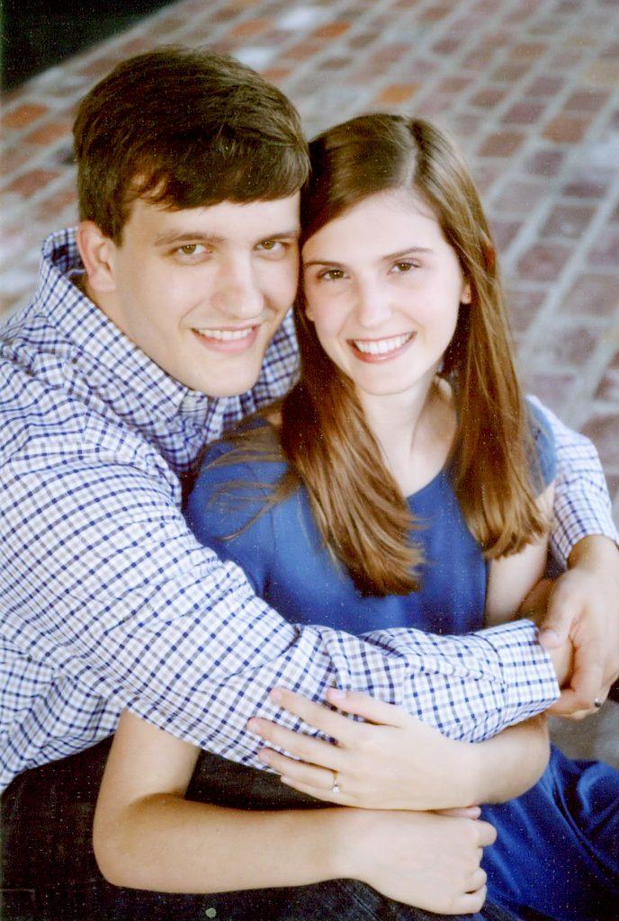 Rachel Elaine Davis and Ronnie Glynn Thornhill Jr.