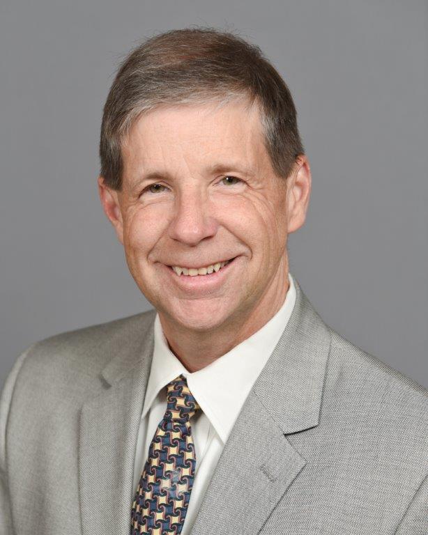 Jeff Richardson, KDMC Foundation director