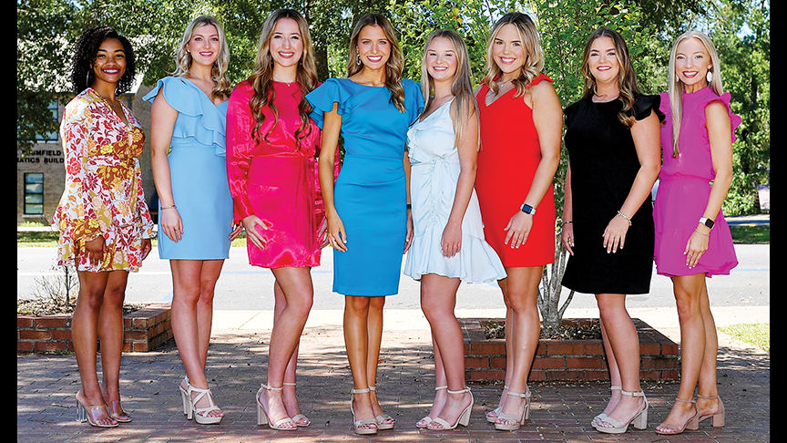 Southwest announces its 2021 homecoming court - Daily Leader | Daily Leader